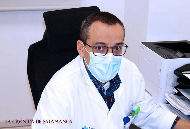 Javier Nieto - Rehabilitación