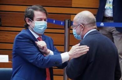 mañueco igea mocion censura ical d