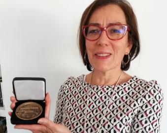 Martha E. Trijillo, catedrática de la Universidad de Salamanca.