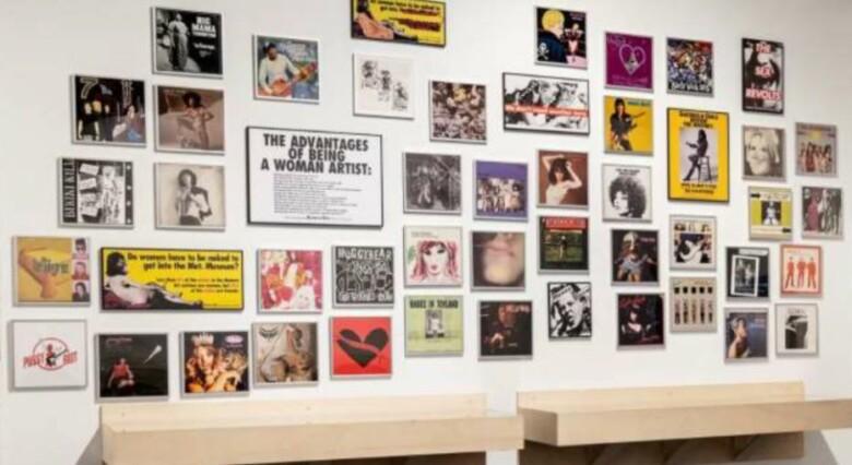 museo salamanca Obras Naked Vinyls