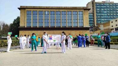 tecnicos enfermeria protesta clinico categoria (5)