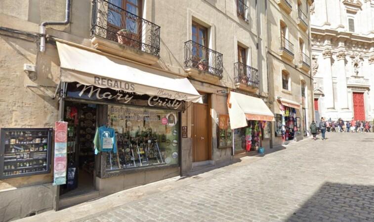 tiendas turistas comercio turistico rua