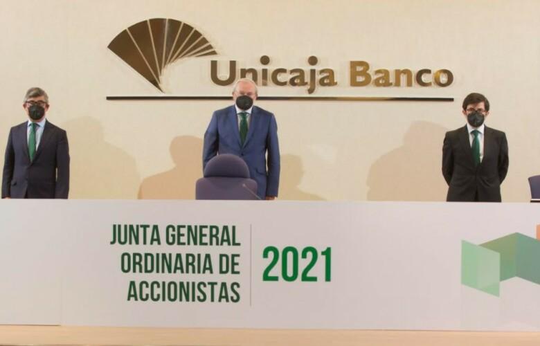 unicaja banco junta accionistas