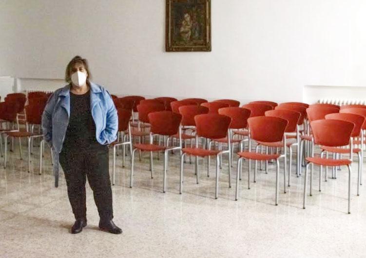 Carmen Guiillén, presidenta de la Asociaicón del Bullying y Ciberbullying de Castilla y León.