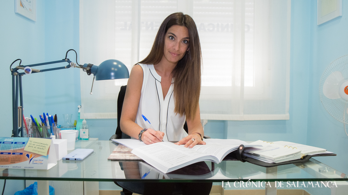 Carolina Torres Delgado, psicóloga y directora del centro PsicoTorres.