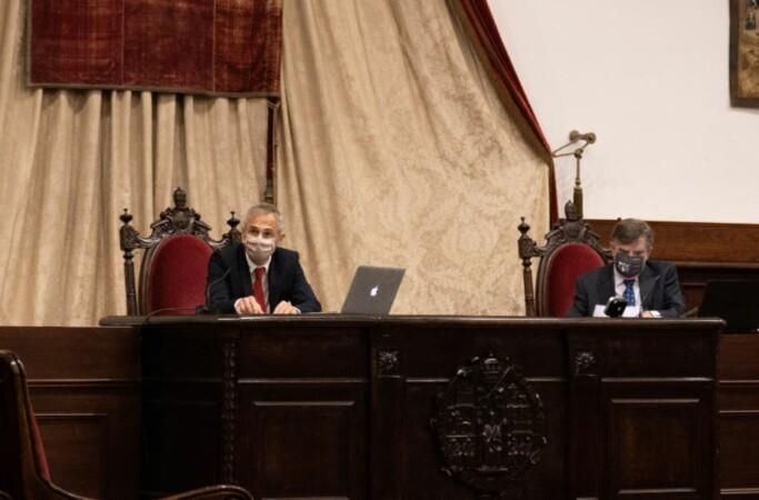 consejo gobierno usal telematico rector