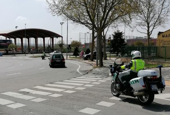 guardia civil muere accidente trafico escolta