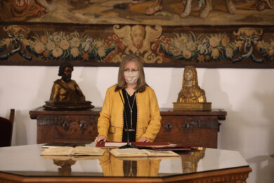 Inmaculada Sánchez Barrios, directora de la Unidad de Igualdad de la Universidad de Salamanca.