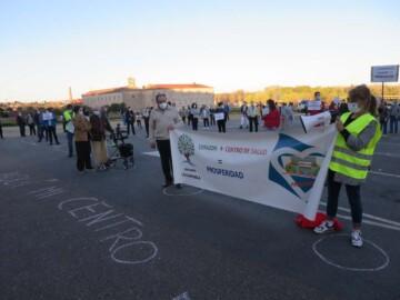 protesta centro salud prosperidad bernardas (1)
