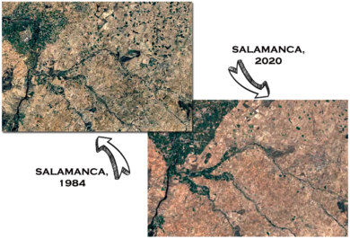 Salamanca Timelapse