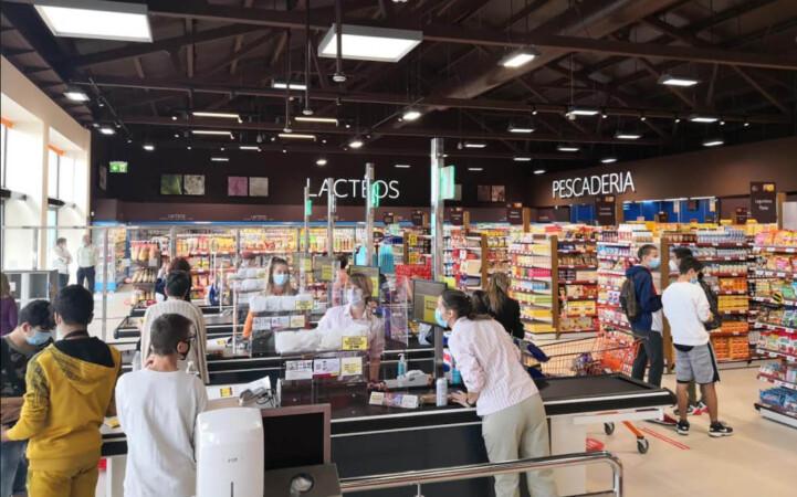 Uno supermercados Gadis en Castilla y León.
