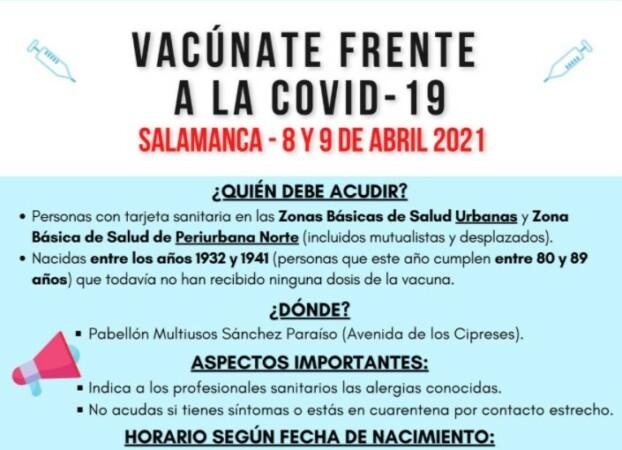 vacunacion aviso sin cita