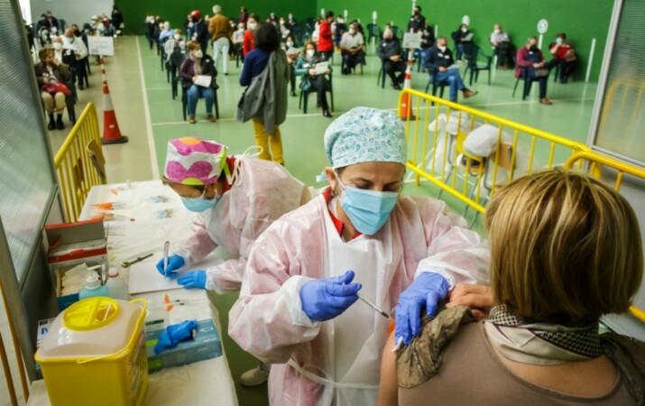 vacunacion ciudad rodrigo 60 65 años ical vicente