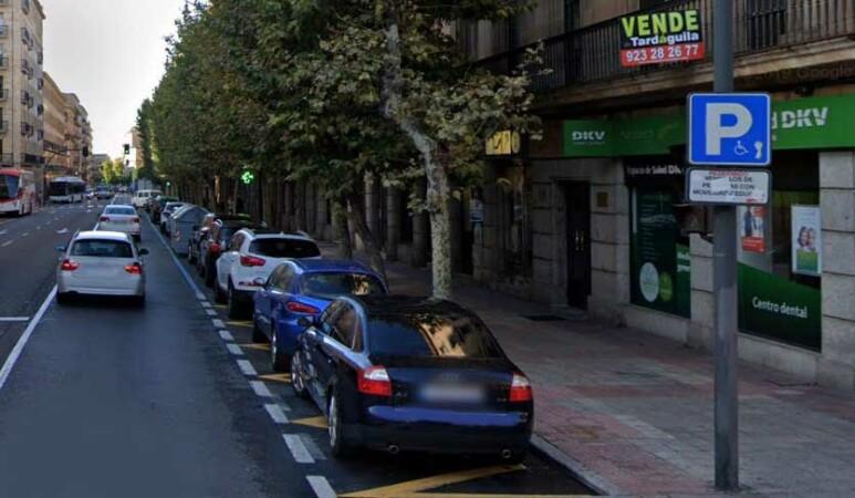 aparcamiento movilidad reducida 2