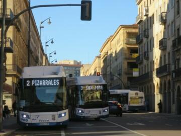 autobus gran via