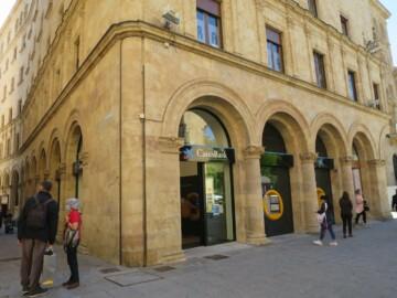 caixabank calle zamora
