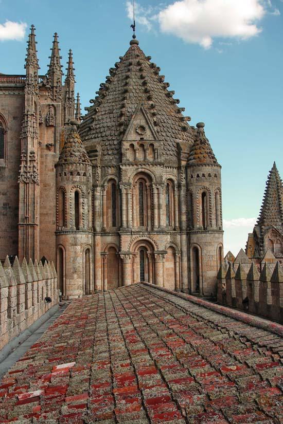 catedral vieja romanico