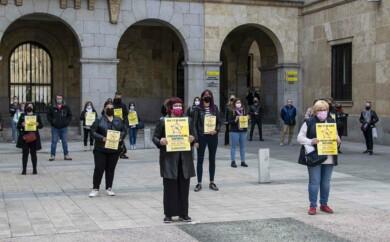 Concentración peluquerías y estética en Salamanca. Fotos. Almudena Iglesias Martín (5)