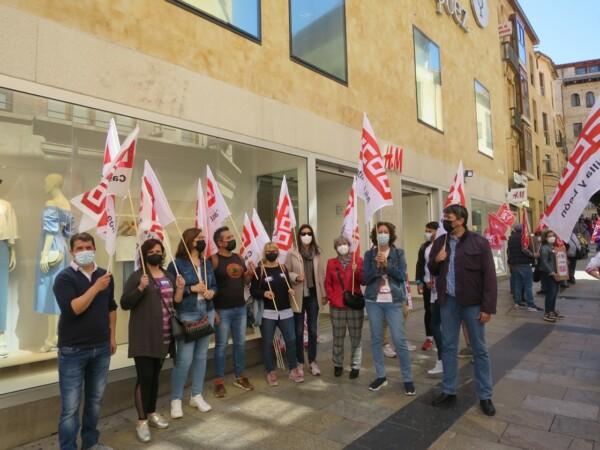 h&M HM ere cierre protesta (11)