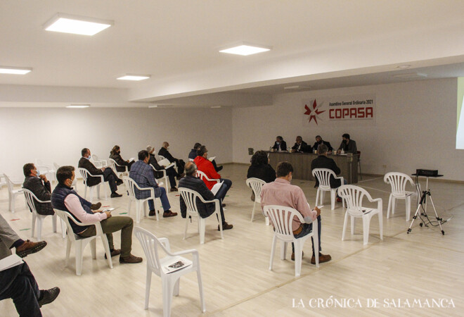 Copasa Salamanca