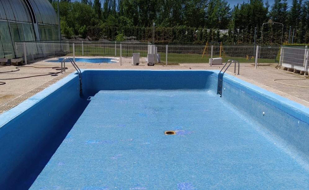 piscinas alba