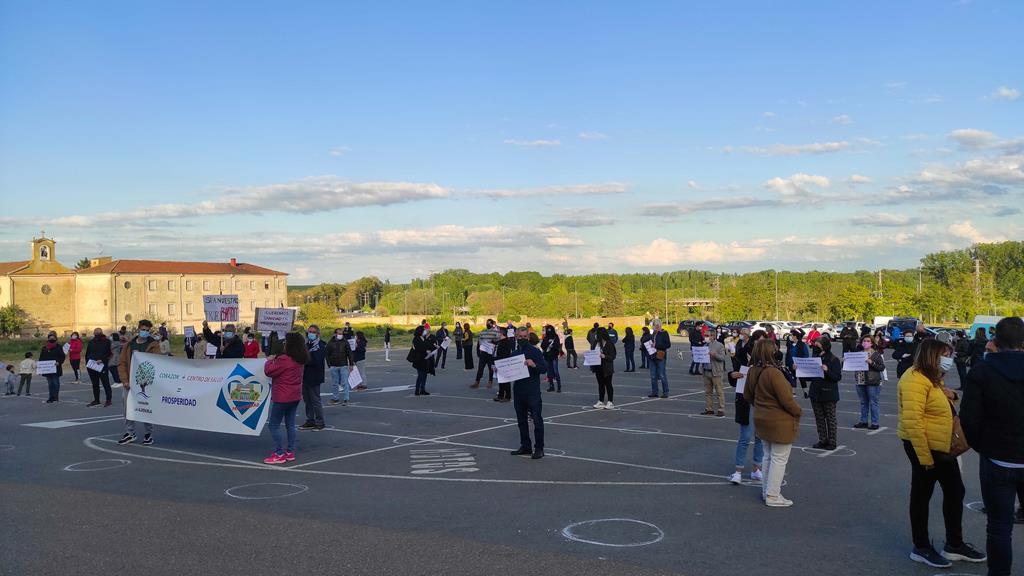 prosperidad protesta centro salud almudena iglesias martin (3)