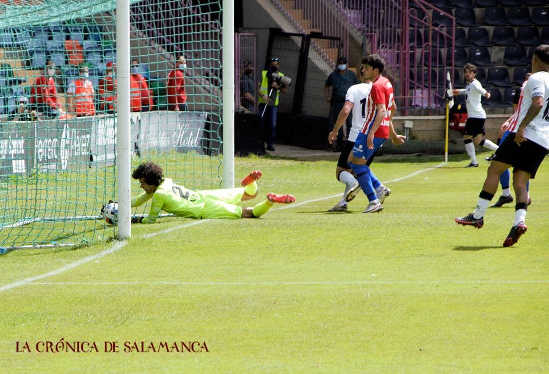 Salamanca - Sporting B