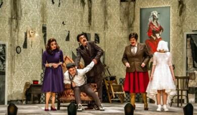 sumision teatro