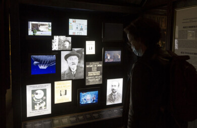 Susana Martín ICAL . Inauguración de la exposición 'Empieza el espectáculo. Georges Méliès y el cine de 1900' (2)