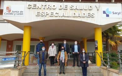 tudanca centro salud pueblo burgos ical