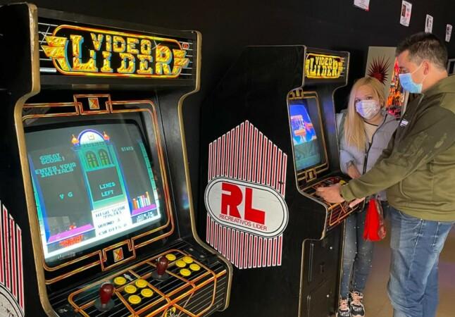 videojuegos arcade 80 cc tormes
