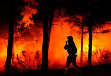Incendio Serradilla Arroyo
