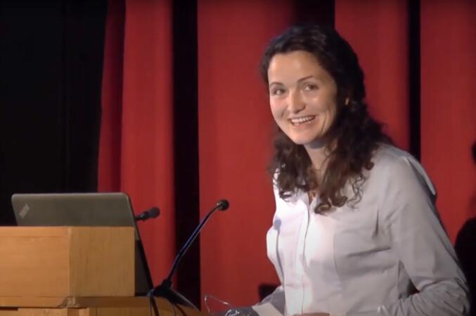 La cooperante española de MSF María Hernández