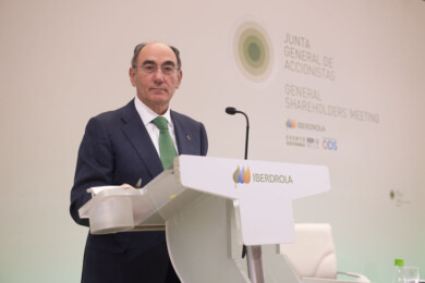 Ignacio Galán, presidente Iberdrola.