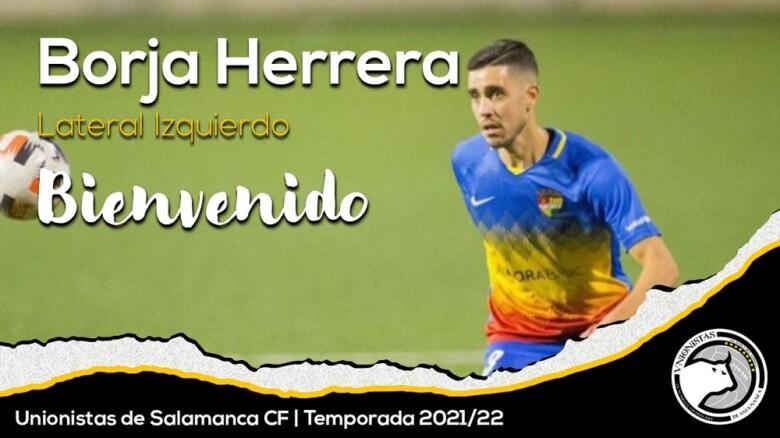 Borja Herrera Unionistas