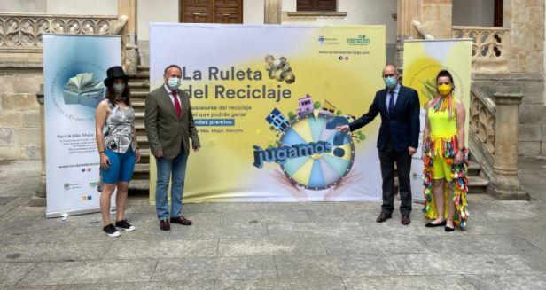 diputacion ruleta reciclaje