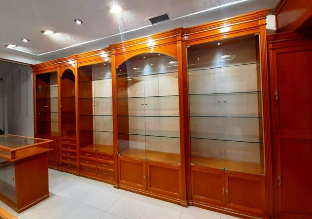 Mª Jesús Lobato Oreja donó los muebles al Ayuntamiento de Ciudad Rodrigo.