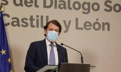 mañueco ical dialogo social