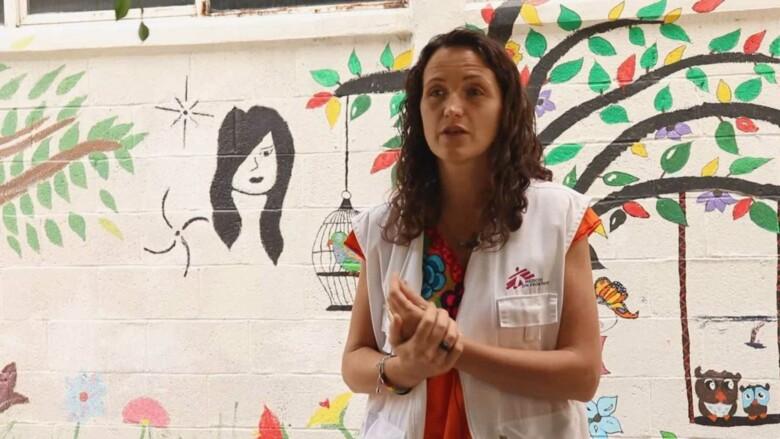 María Hernández, la cooperante asesinada en Etiopía. Foto. RTVE.