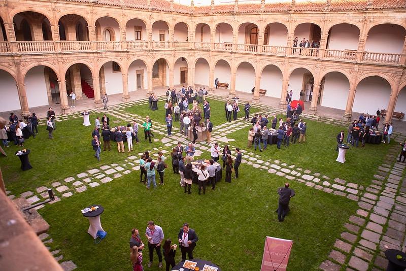 La 7ª edición de Startup OLÉ se convierte en el primer evento de startups deeptech en Europa. Foto. Archivo.