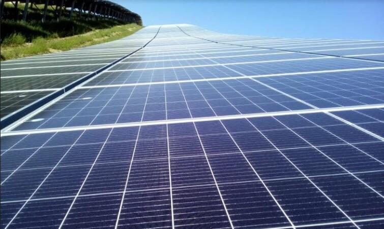 planta fotovoltaica de iberdrola