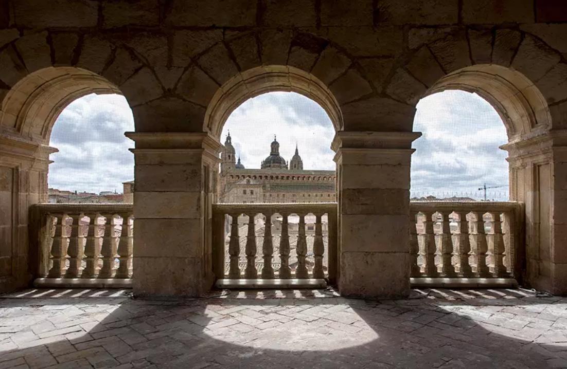 Torreón Palacio de Monterrey. Foto. Fundación. Casa de Alba.