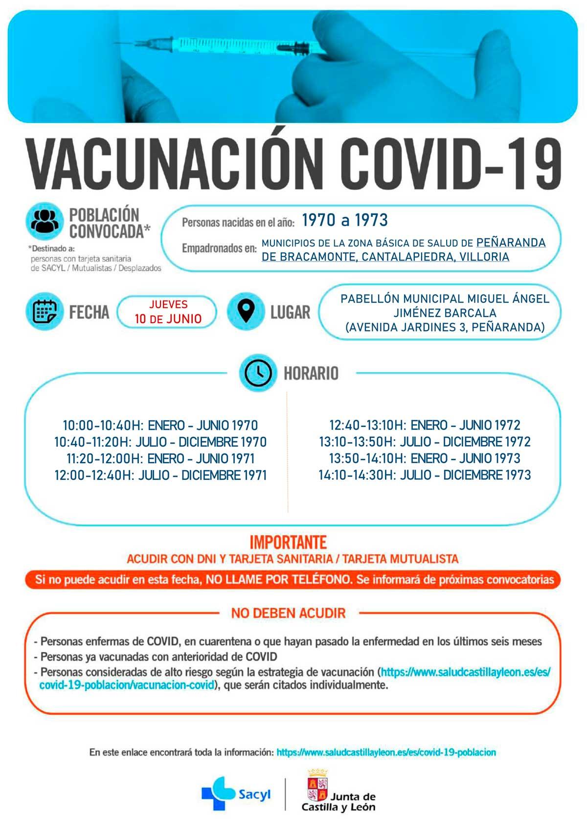 Vacuna Peñaranda