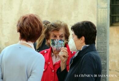 Concentracion Doñinos Salamanca