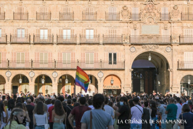 Los delitos de odio por orientación e identidad sexual de las víctimas se disparan en Castilla y León