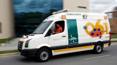 ambulancia 061 andalucia