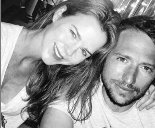Amelia Bono y Manuel Martos. Foto. Instagram.