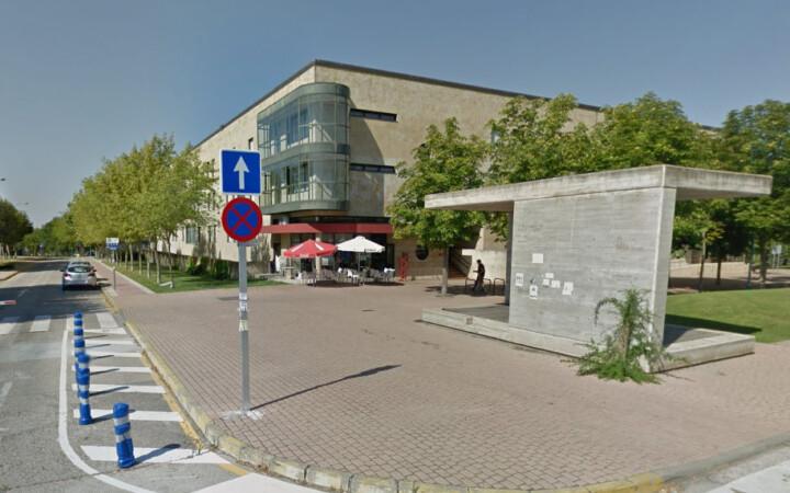 Colegio Mayor de Oviedo, en el Campus Unamuno.