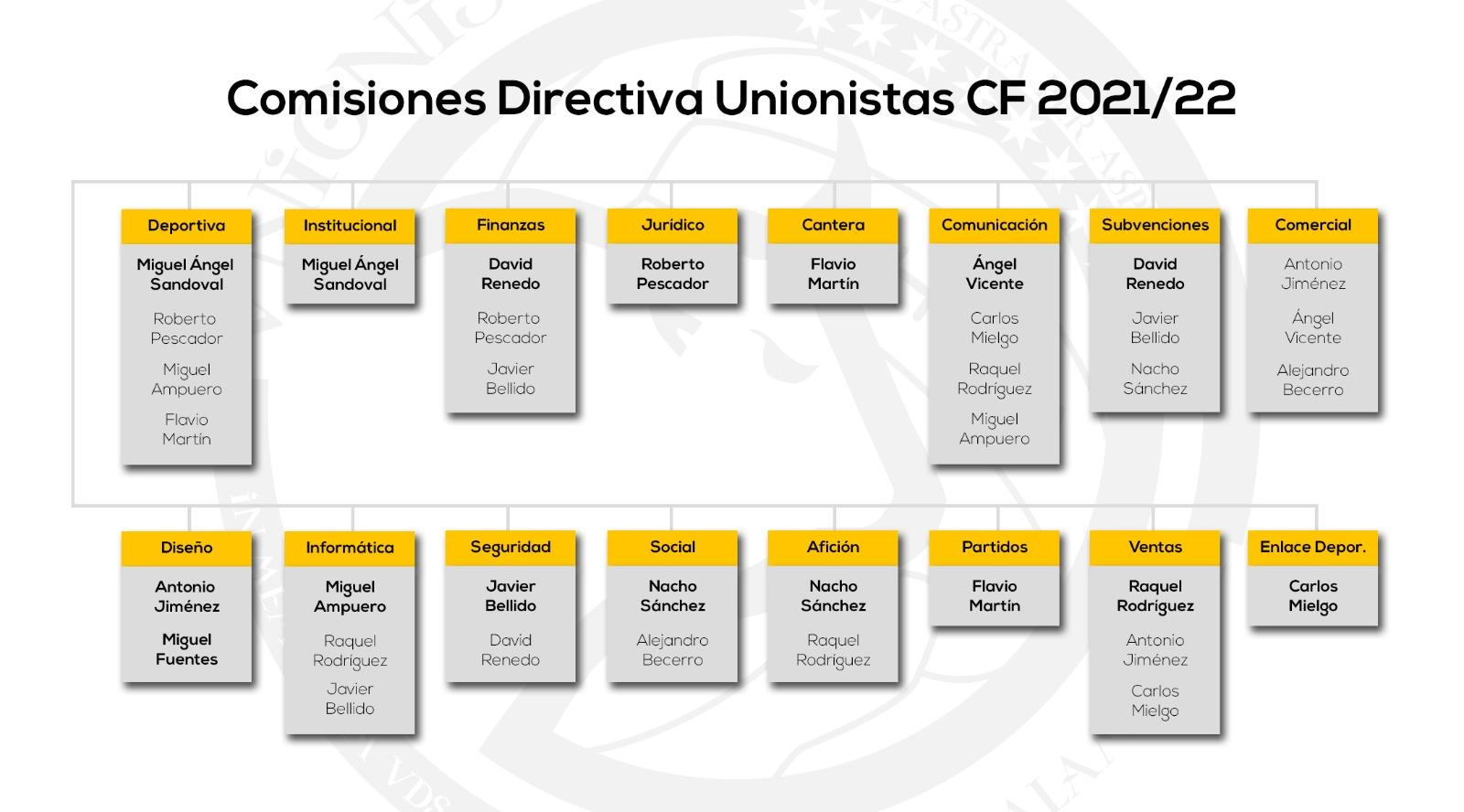 Directiva Unionistas
