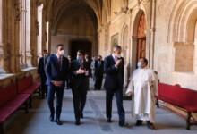 conferencia presidentes pedro sanchez mañueco rey felipe